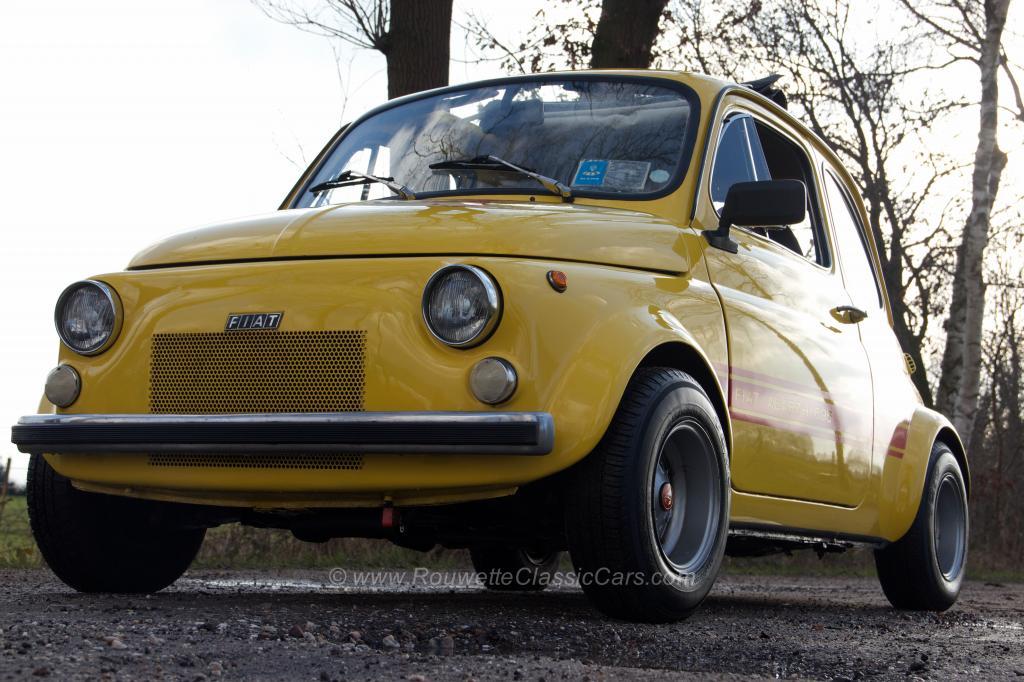 Fiat 695 Fiat 500 Abarth Classic Cars Rouwette