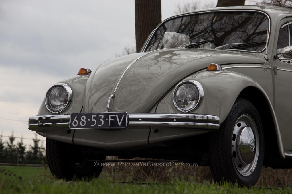 VW Beetle, 1968 - Classic Cars | Rouwette Classic Cars