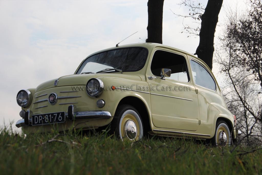 coupé fiat 1960